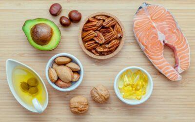 Nutrientes y suplementos esenciales en sus años 50, 60 y 70